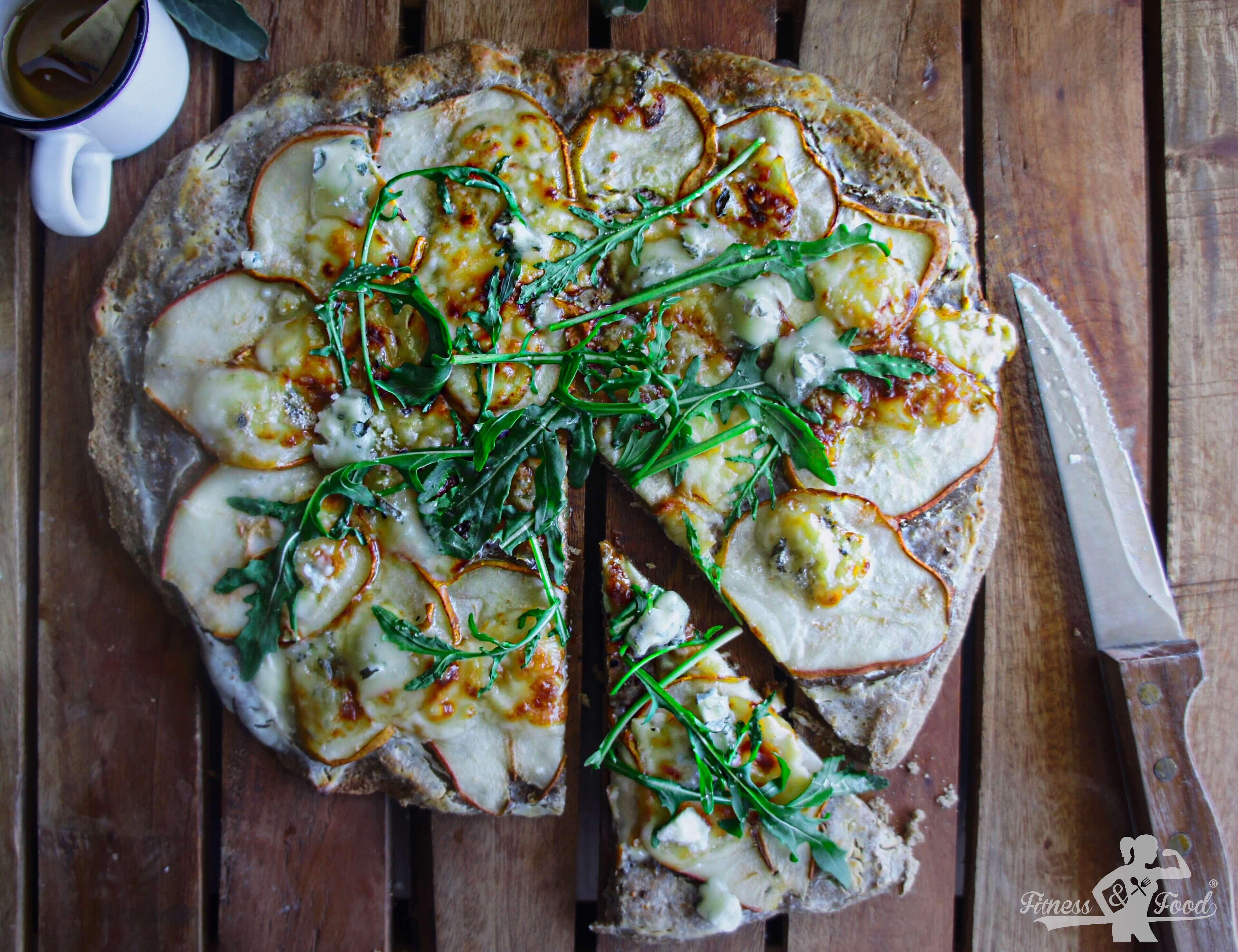 herbstliches Pizza-Rezept