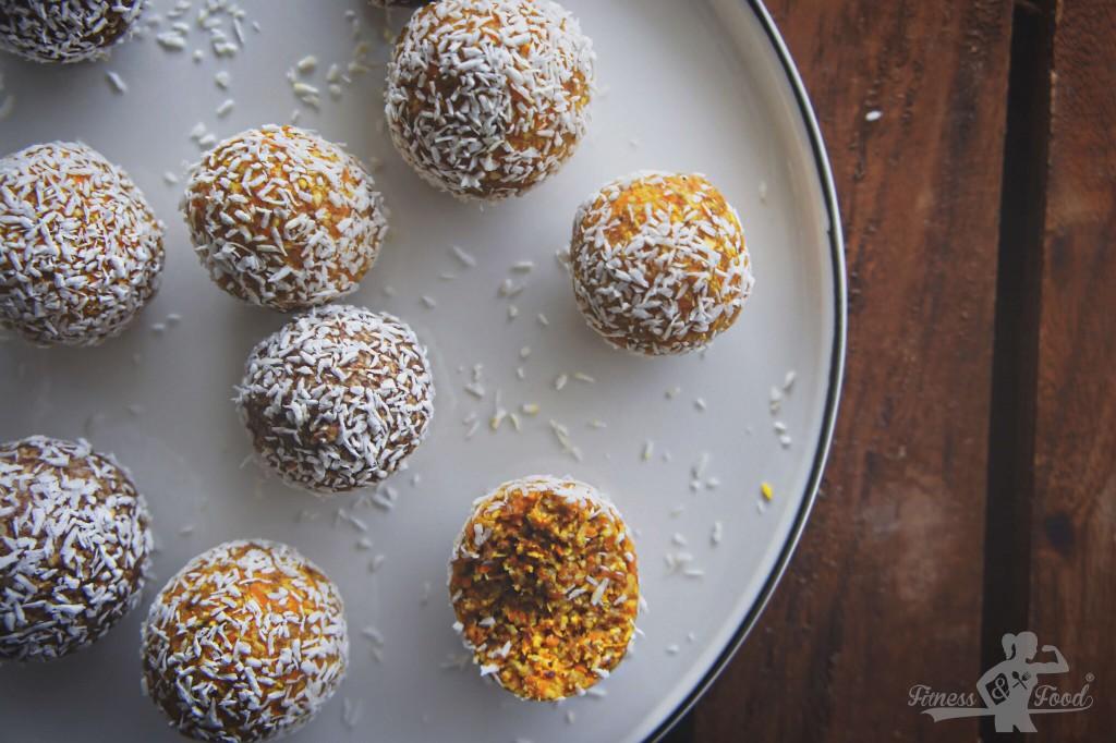 Carrot-Cake Balls