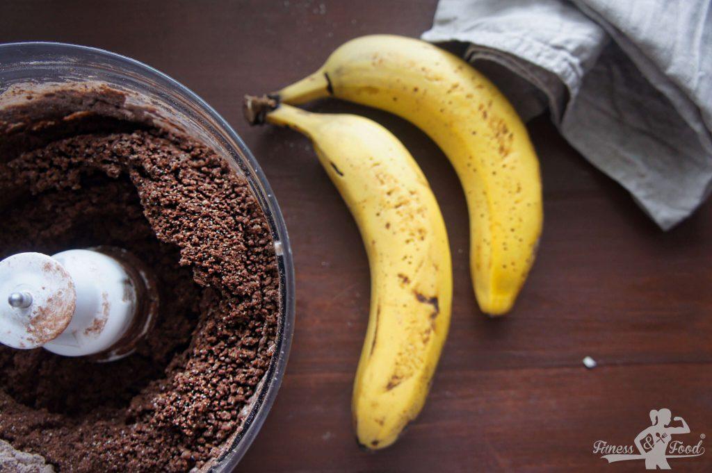 Reife Bananen statt Zucker